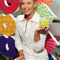 La cual se dedica a la venta de dulces Foto:Getty Images