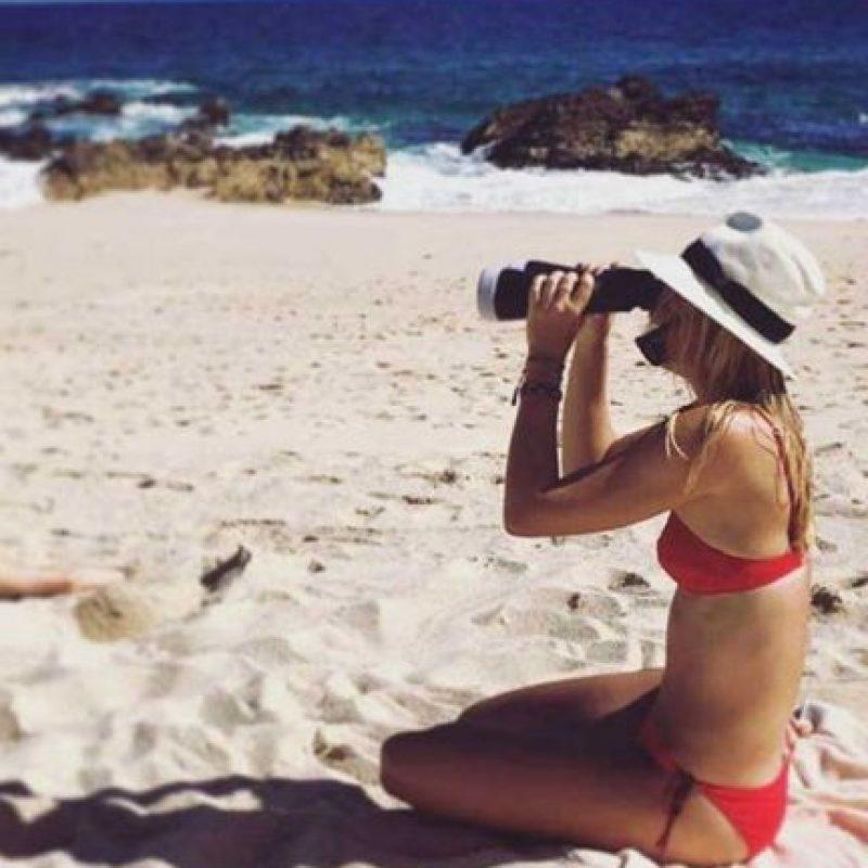Además, también diseñó una colección de accesorios para la marca Cole-Haan Foto:Vía instagram.com/mariasharapova