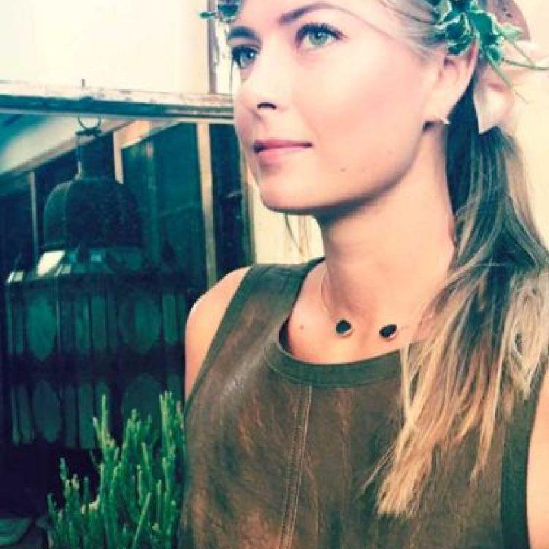 También es una exitosa empresaria. Foto:Vía instagram.com/mariasharapova