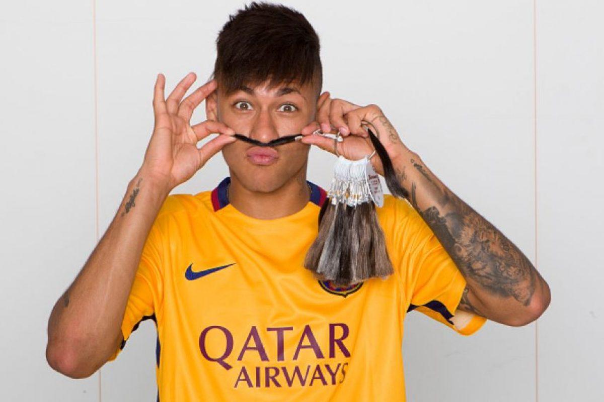 3. Neymar / 100 millones de euros Foto:Getty Images