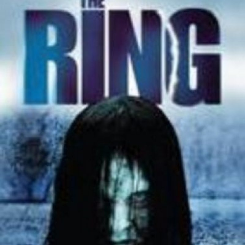 4- El aro (2002). Foto:vía Netflix