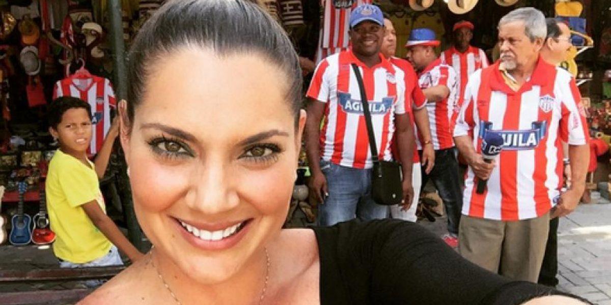 Jessica de la Peña se iría de Noticias RCN