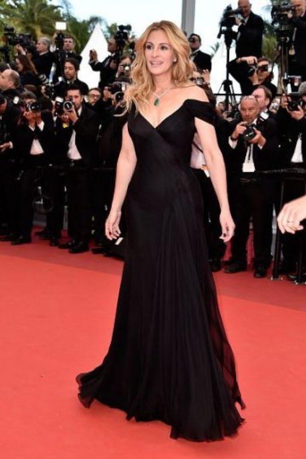 Es la primera vez que asiste al Festival de Cannes Foto:Getty Images
