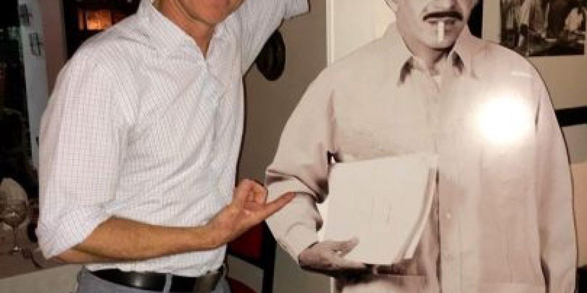 ¿Qué hacía el hijo de Robert Redford en Barranquilla?