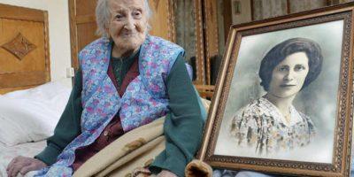 Emma Morano, nació el 29 de noviembre de 1899. Foto:AP