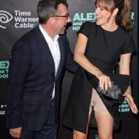 Jennifer Garner y su spándex. Foto: vía Getty Images