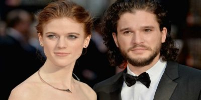 "Es novio en la vida real de ""Ygritte"" -Rose Leslie-. Foto: Getty Images"