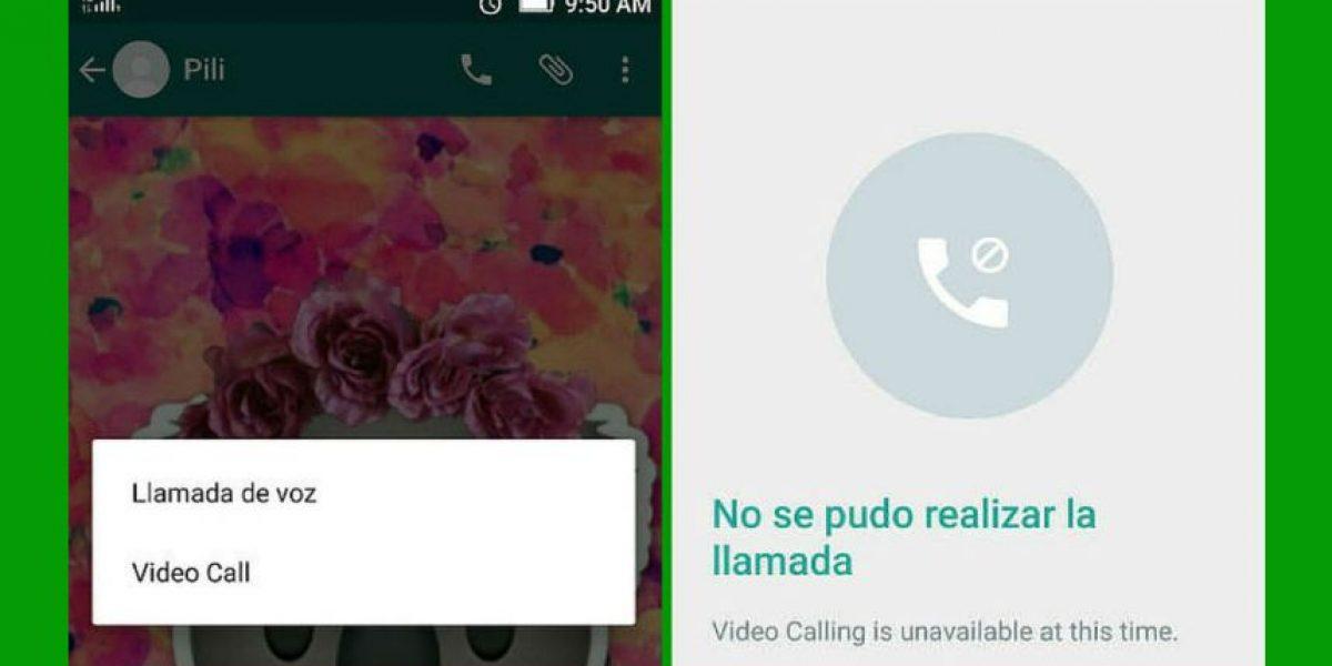 WhatsApp: ¡Están por llegar! Ya se ven las videollamadas en la app
