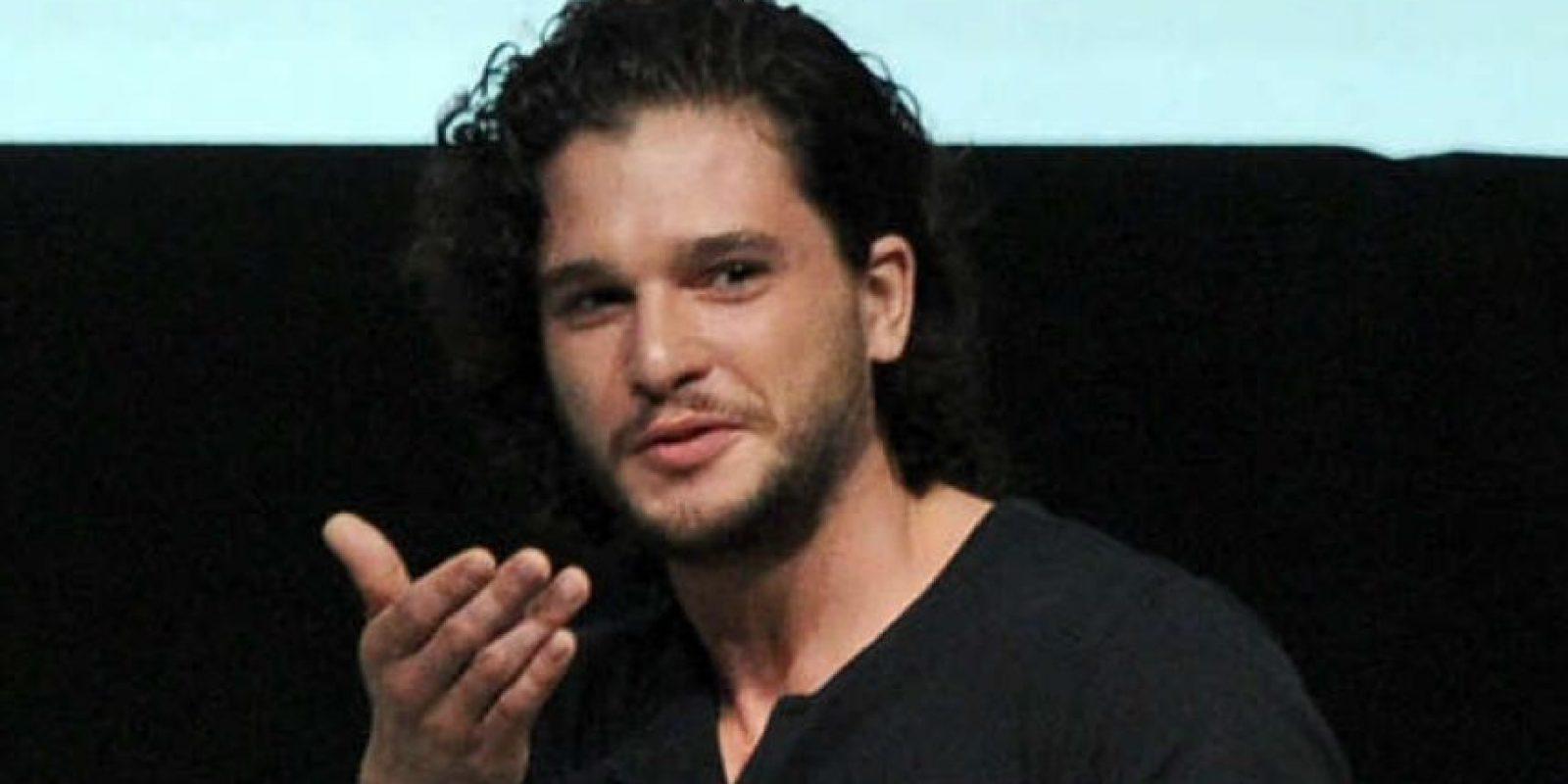Su madre lo introdujo a la actuación. Foto:Getty Images