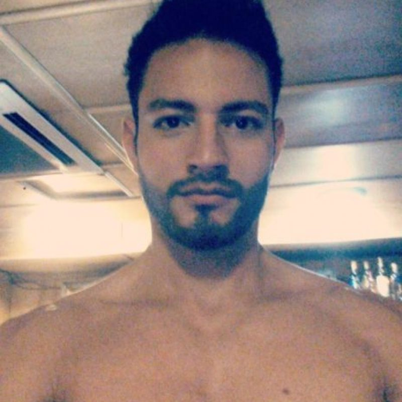 Erick Martinez Foto:Vía Instagram/@erick.mrmodel
