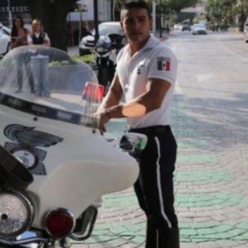 Es mexicano y está robando corazones Foto:Vía Facebook/SergioRamírezTránsitoDeMiCorazón