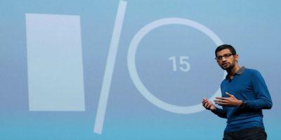 "La ""Google i/o"" es la conferencia de desarrolladores anual de Google. Foto:Getty Images"