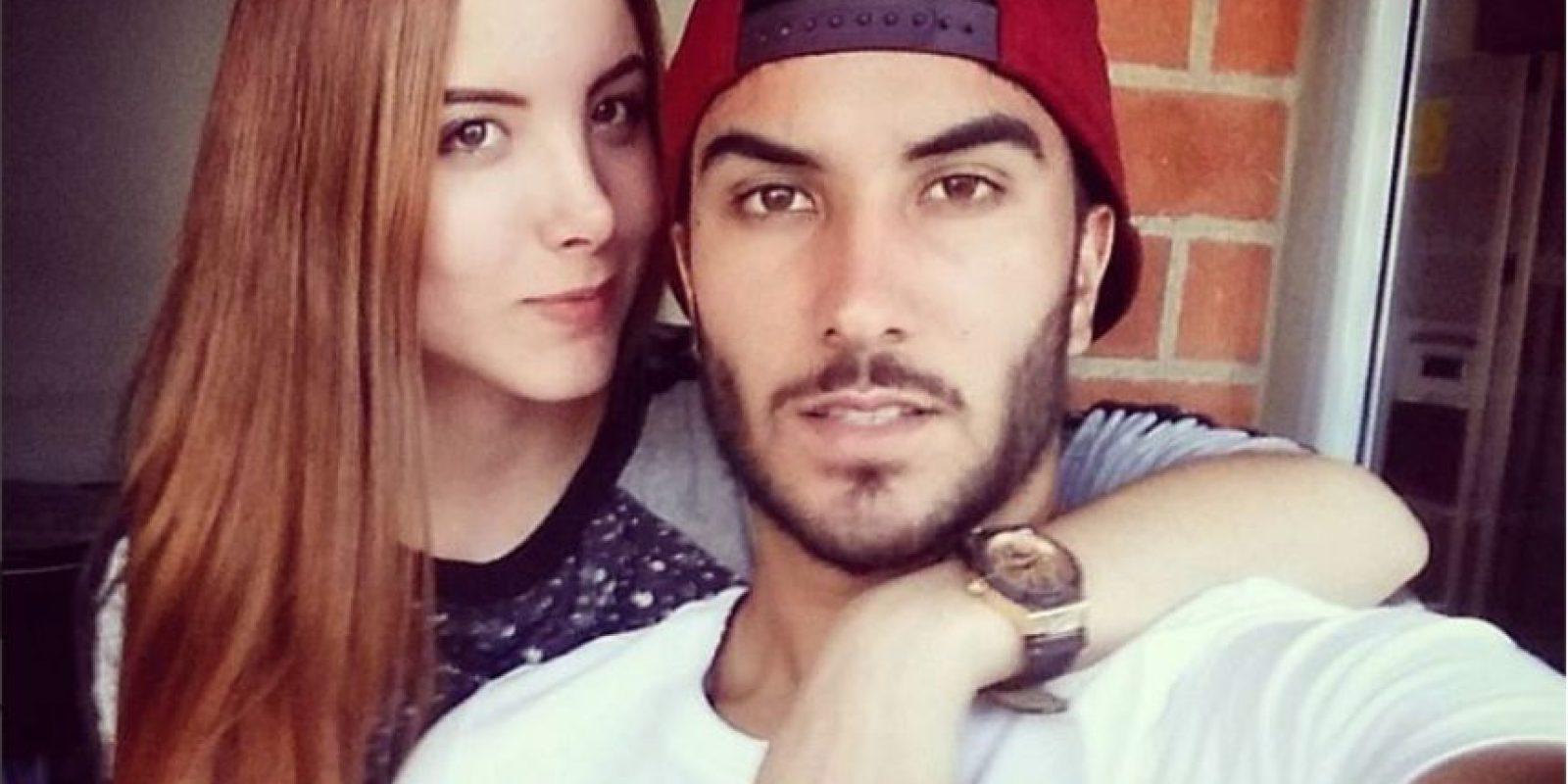 Foto:Tomado del Instagram @sebastianperez_24