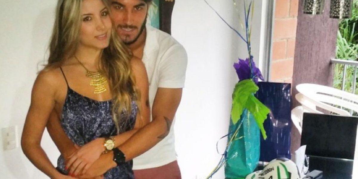Sebastián Pérez espera hijo con la bella Manuela Restrepo Ruiz