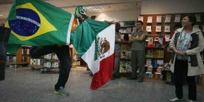 En velocidad de cargas le siguen México y Brasil. Foto:Getty Images