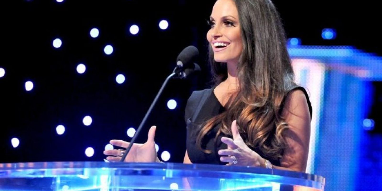Trish Stratus dejó abierta la posibilidad de volver a WWE Foto:WWE
