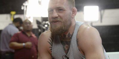 Conor tuvo problemas en la UFC, donde fue el Campeón Peso Pluma Foto:Getty Images