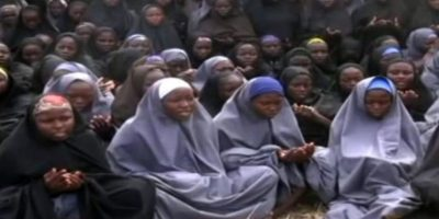 """La última """"prueba de vida"""" de algunas secuestradas fue en diciembre del año pasado mediante un video publicado por el grupo terrorista. Foto:AFP"""