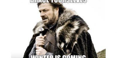 """Directo de """"Game of Thrones"""": """"Se avecina el invierno"""". Foto:Tumblr"""