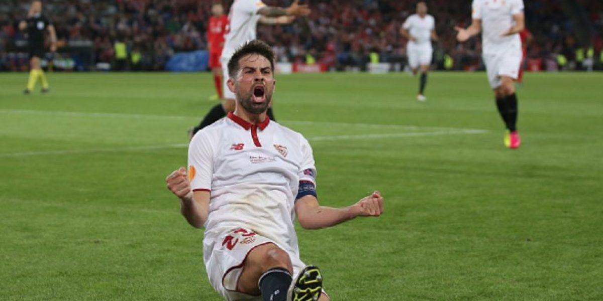 Sevilla campeón de la UEFA Europa League, le remonta al Liverpool