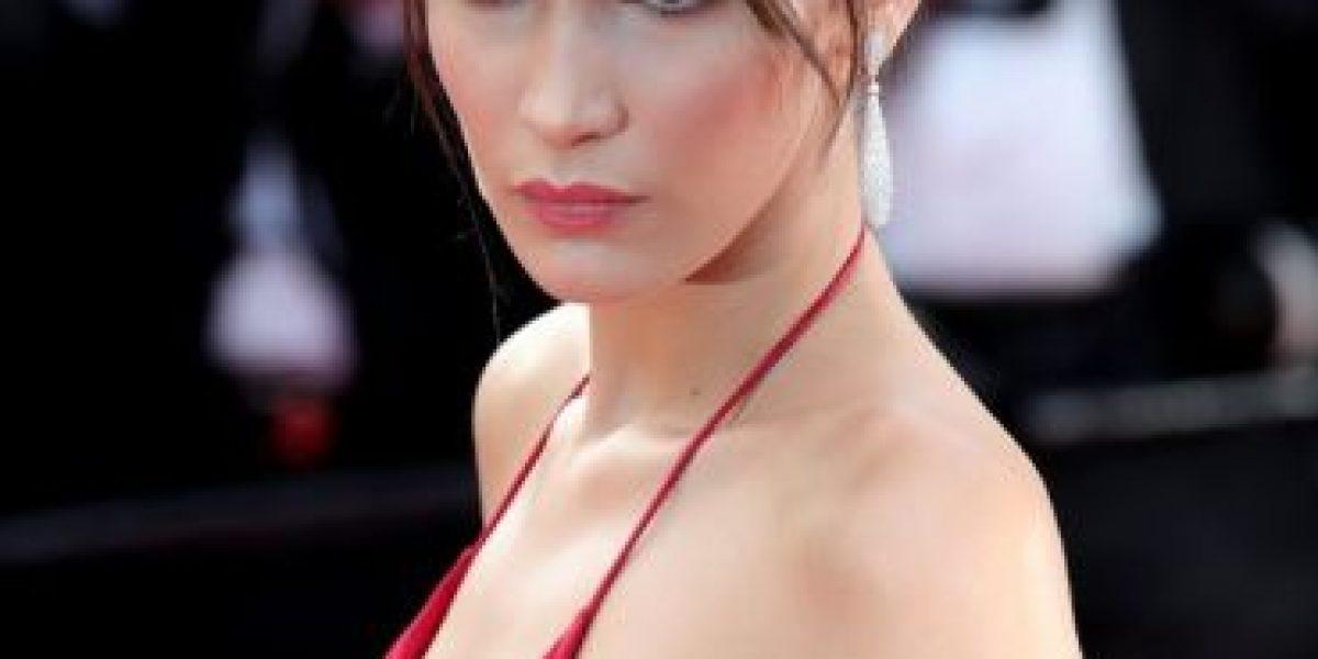 Cannes: El vestido más escandaloso fue llevado por Bella Hadid