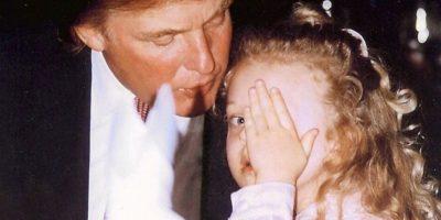 Es hija del segundo matrimonio del magnate, con Marla Maples. Foto:instagram.com/tiffanytrump/