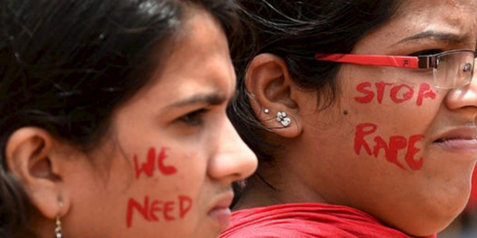 3. Sólo las mujeres son víctimas de violación : según un estudio de la Universidad de Brown, esto no sucede. Foto:vía Getty Images