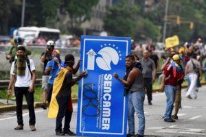 Venezuela enfrenta una de sus peores crisis. Foto:AFP