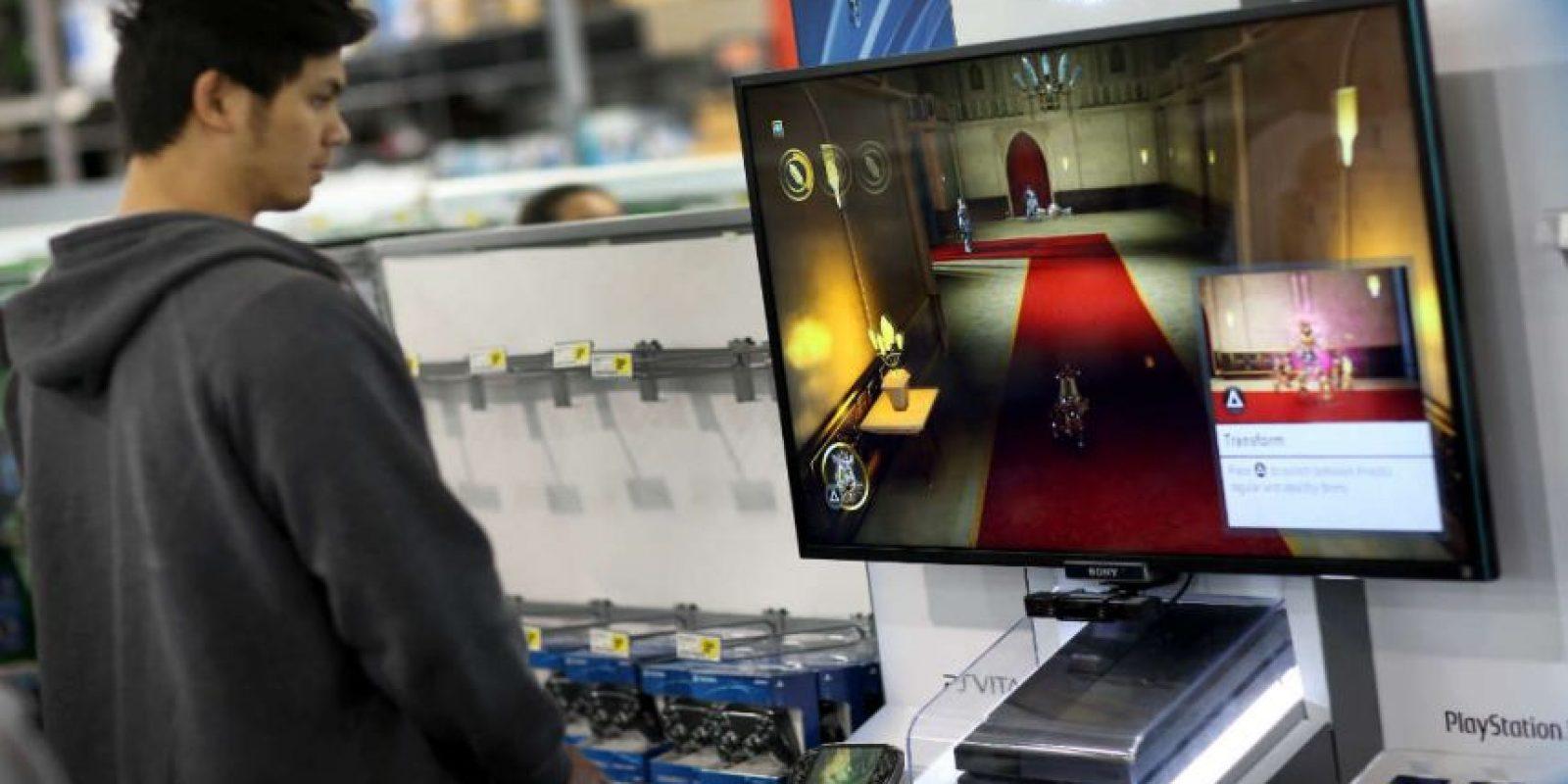 El lanzamiento del PS4 fue el más grande de la historia al lograr 2,1 millones de consolas vendidas en sólo 18 días. Foto:Getty Images