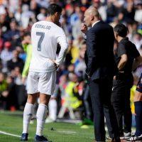 """Los """"merengues"""" de Zinedine Zidane buscan la onceava estrella Foto:Getty Images"""