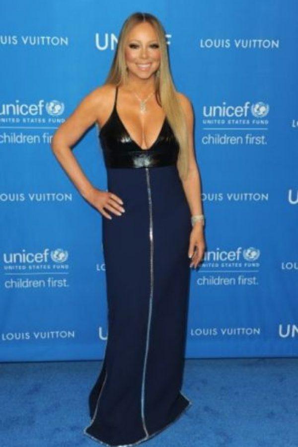 Así deslumbró este año en un evento de UNICEF Ball. Foto:Getty Images