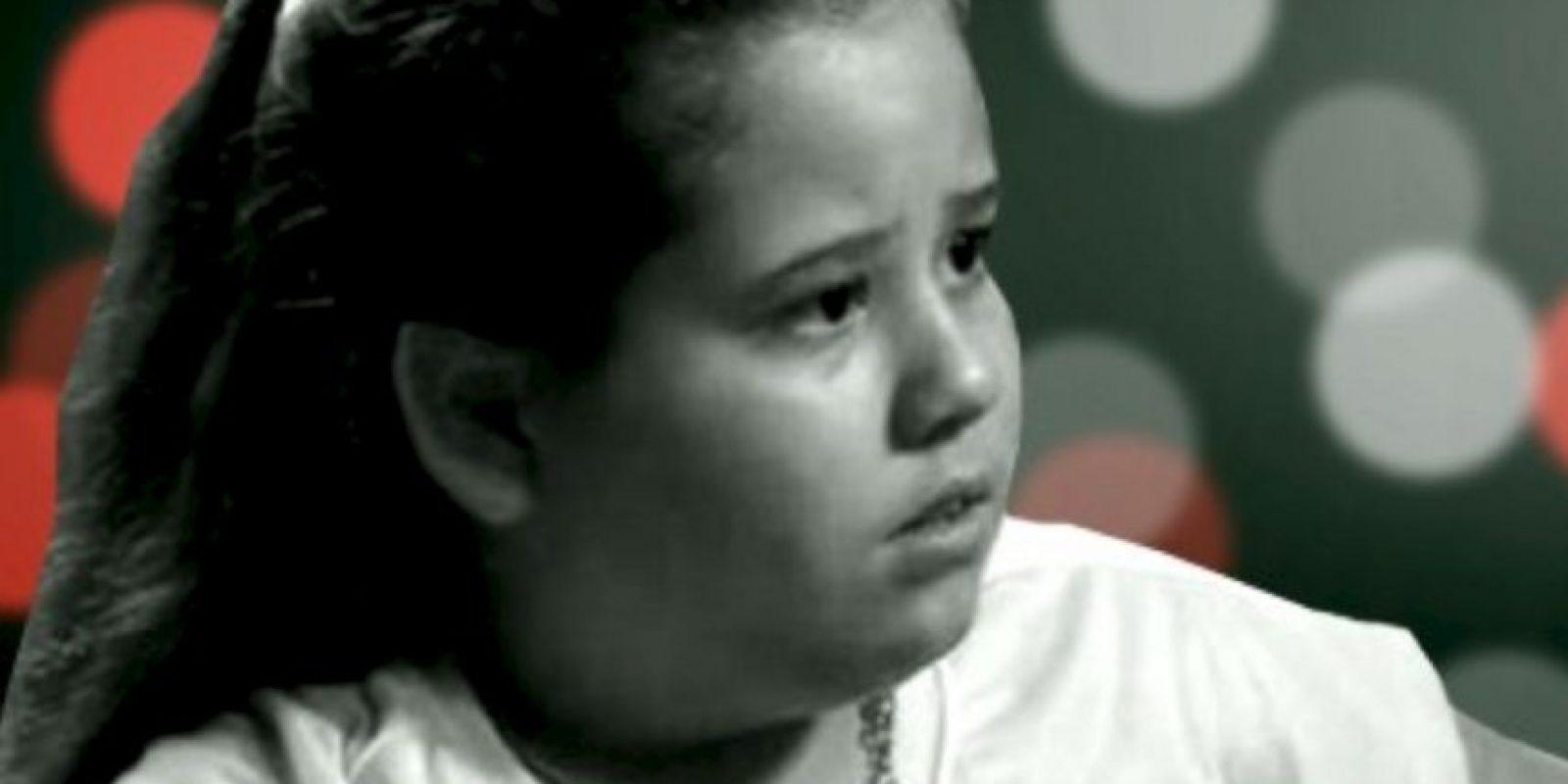 """""""Agatha"""" era la niña gordita de """"Avenida Brasil"""" hija de """"Carminha"""". Foto:Globo"""