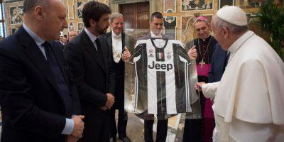 Foto:Tomada de la página oficial de la Juventus