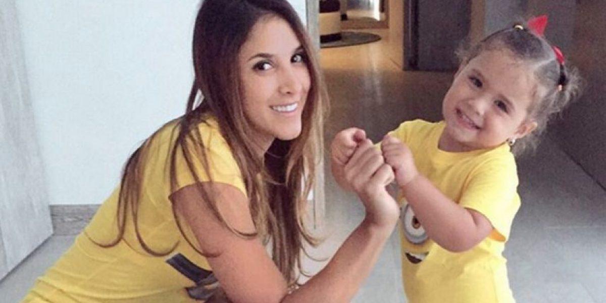 La doble de Daniela Ospina es una reina colombiana