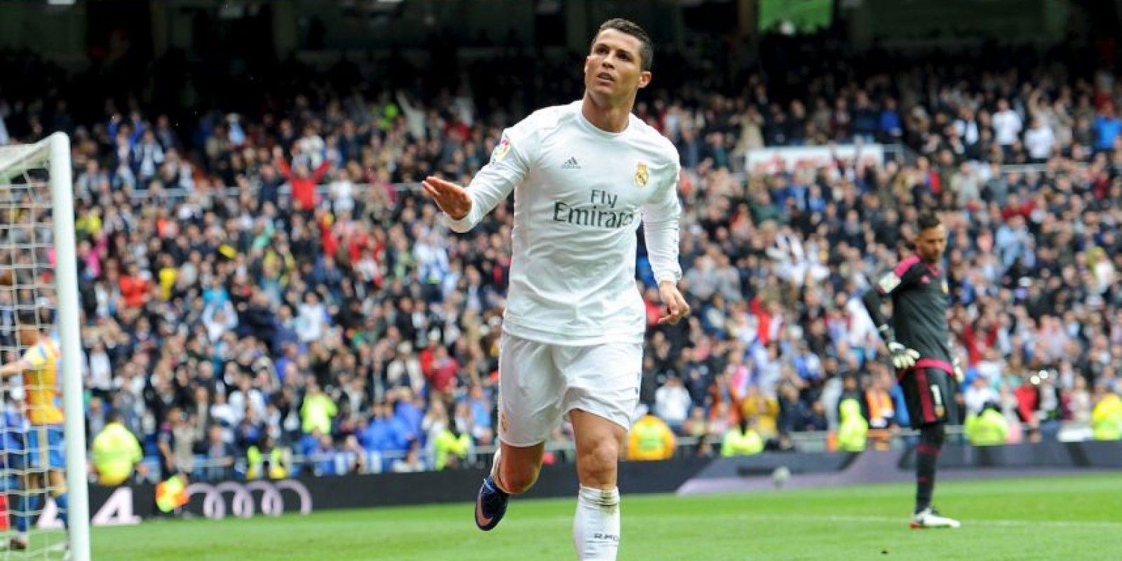 Si logra marcar en la final ante el Atlético de Madrid, se convertiría en el primero en anotar en tres finales del torneo Foto:Getty Images