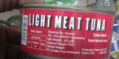 Aseguran que China vende carne humana enlatada en África Foto:Twitter