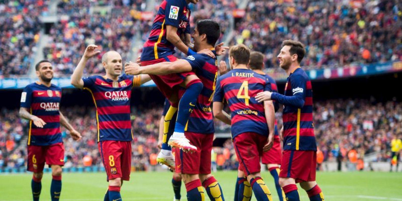 Neymar analiza jugar en el Real Madrid Foto:Getty Images