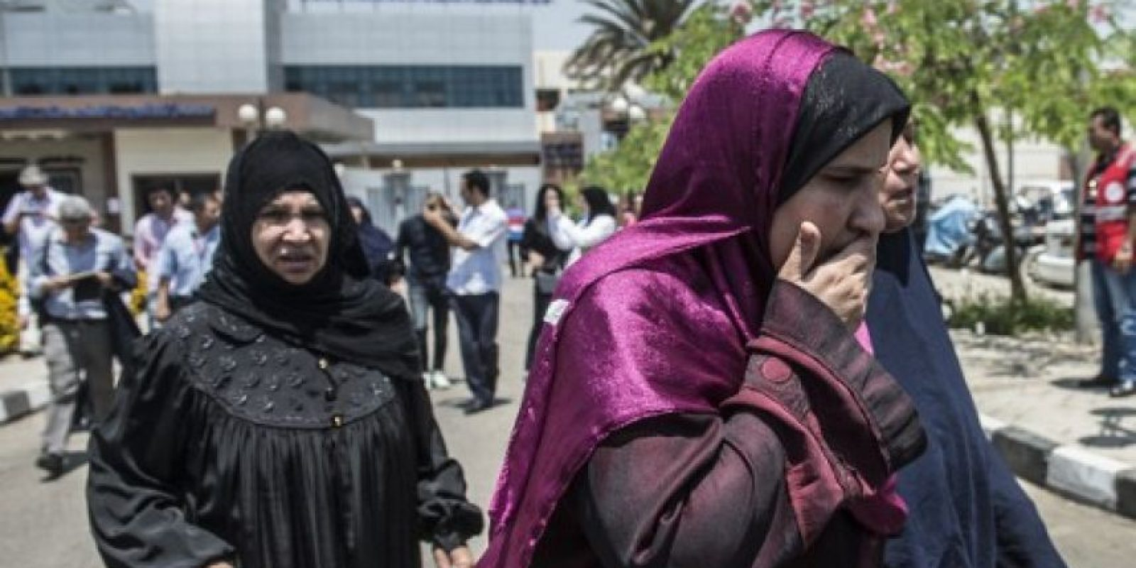 Las familias continúan sin recuperar los cuerpos. Foto:AFP