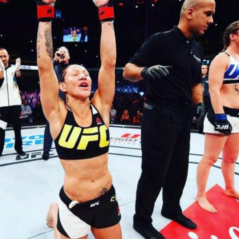 Es una pelea soñada Foto:UFC