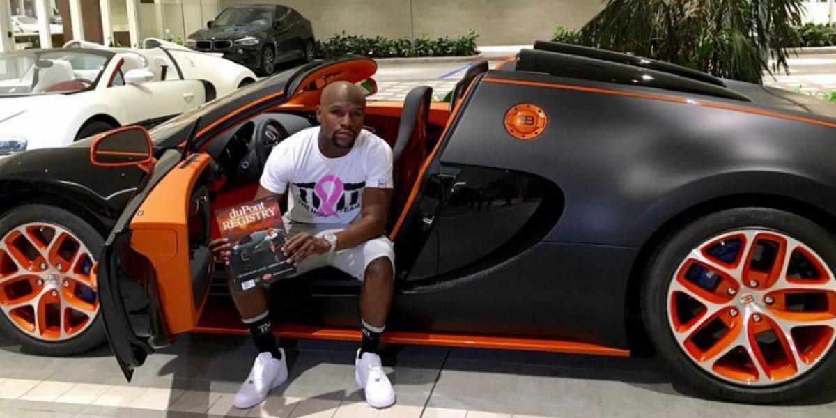 Mayweather contrató a Drake y Justin Bieber para el cumpleaños de su hija
