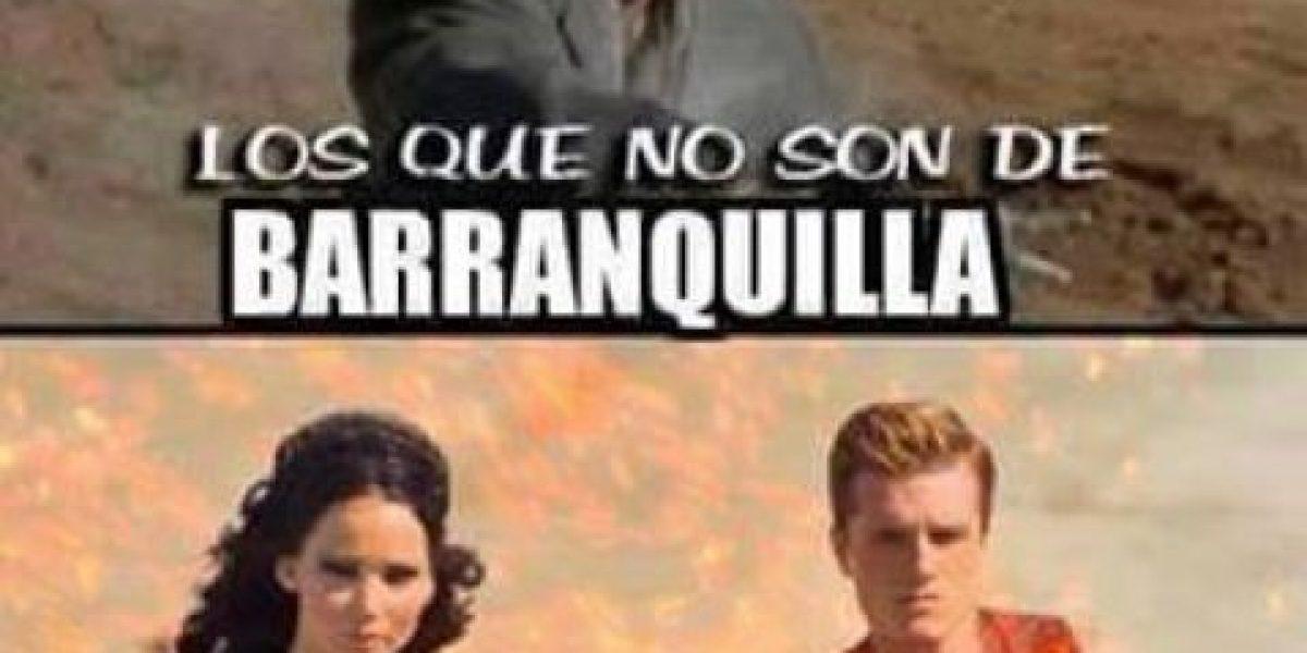 Estos son los memes por la ola de calor en Barranquilla