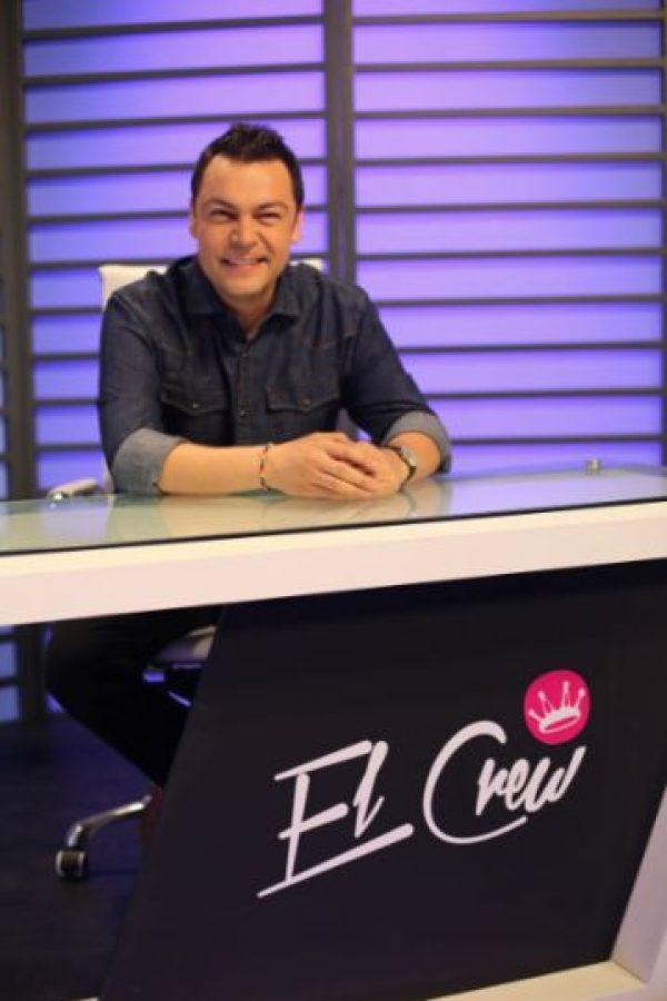 Foto:Cortesía Canal Tr3ce