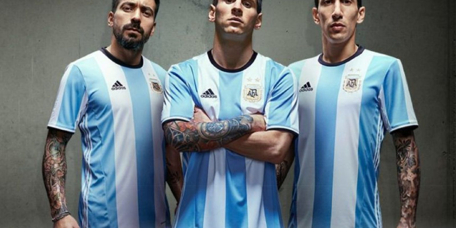 Foto:Tomado de http://www.adidas.com.ar/futbol-argentina