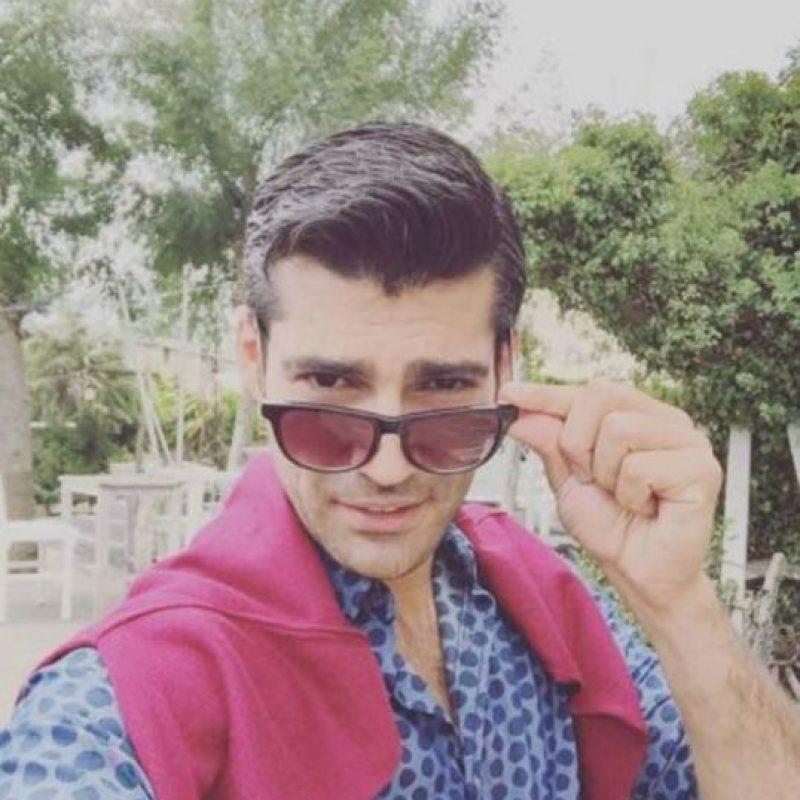 """Ismail estuvo en """"Los Jugadores"""" en 2014. Tiene 36 años y ahora esta en """"MîlâT"""". Foto:vía Instagram"""