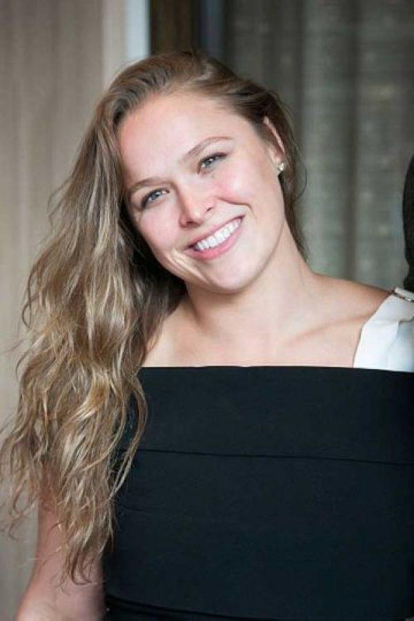 Después de seis meses de haber sido noqueada por Holly Holm. Foto:Getty Images