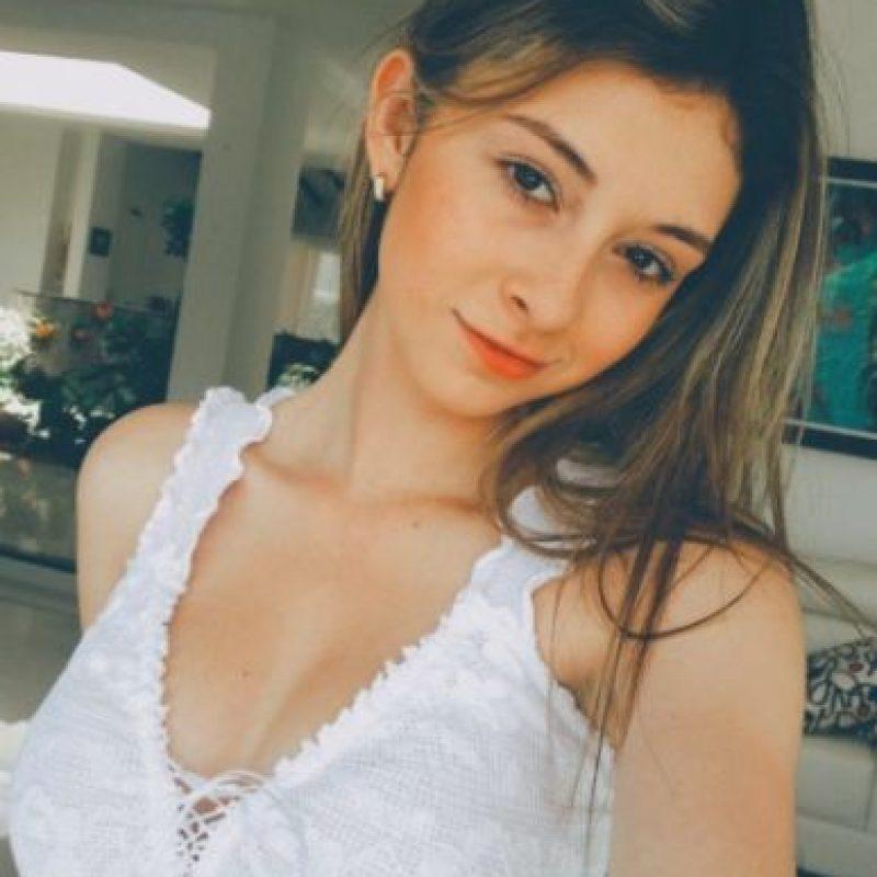 """A sus 17 años, ya había participado en varios episodios de la serie """"Mujeres al Límite"""". Foto:vía instagram.com/karemsofiae"""