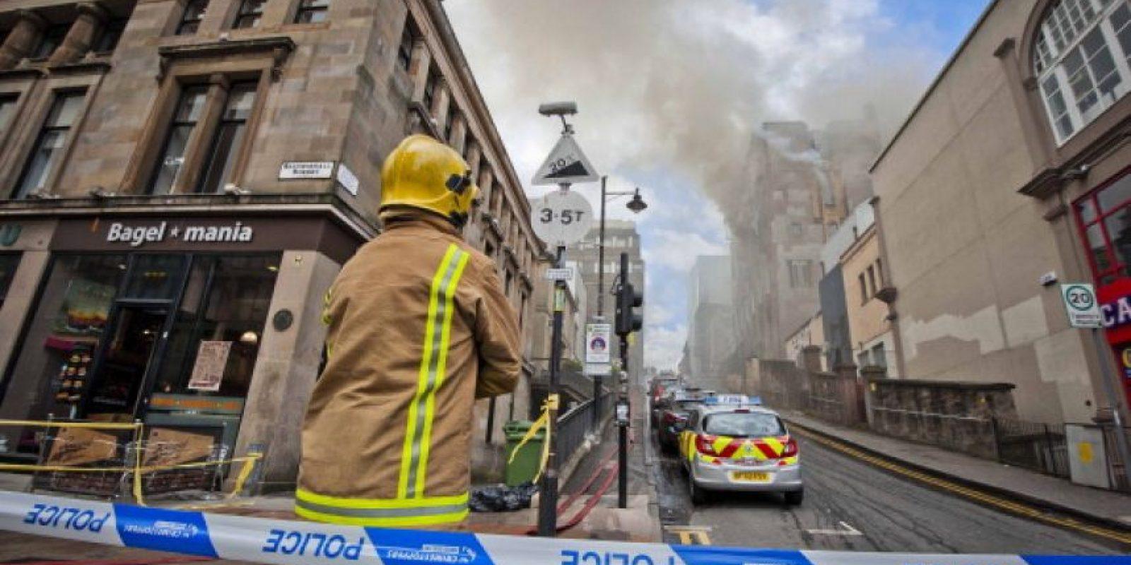 De acuerdo a la Administración de Incendios en Estados Unidos, hay una tendencia a la baja Foto:Getty Images
