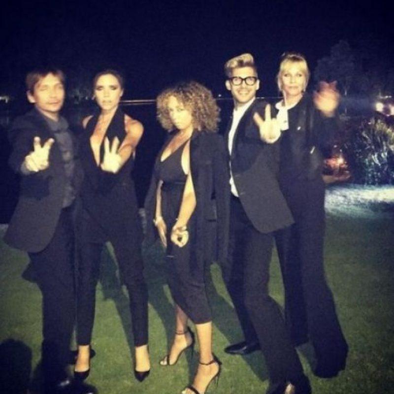 Así fue la boda de Eva Longoria Foto:Vía Instagram