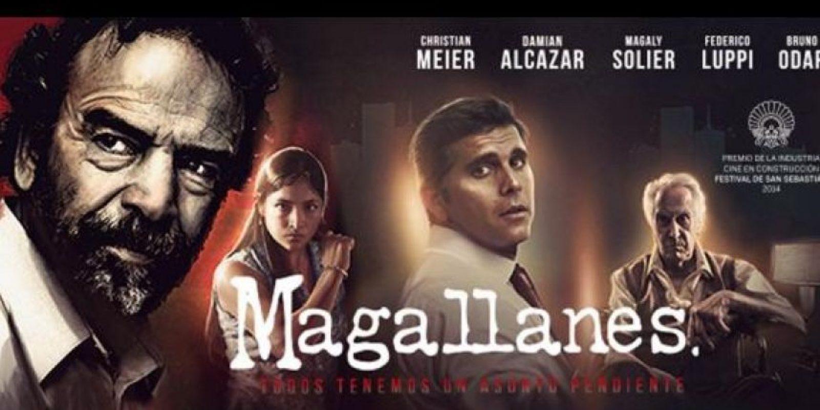 Foto:Poster Magallanes