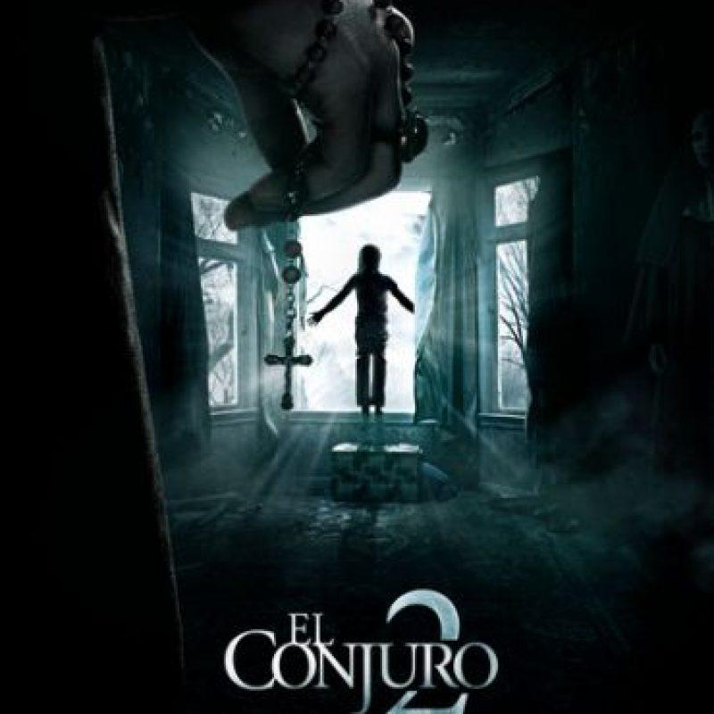Foto:Poster El Conjuro 2